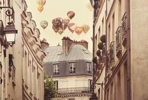 Flying Dreams / Heißluftballons