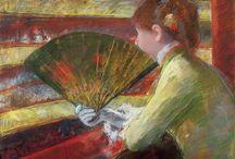 Kunst = Mary Cassatt