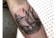 on my skin / tattoo art that I love / by Vivian Doumpa
