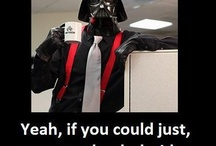 Fun! - What Darth Vader Would Pin / by Heather Sunny Logsdon