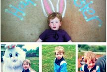 Emma's Easter Pictures / by Jessica Vaughn