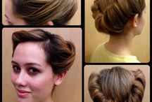 Hair how-to's