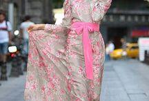 Hijab mode / Kleding
