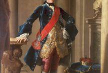 I- Rococo Research; / Environment & materials, Louis XV