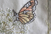 Embroidery Inspiration / by Sandra Leichner