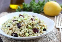 Quinoa / by Marcy Crandall