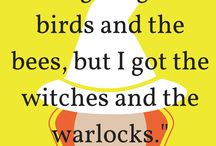 MAGES Character Quotes / Quotes from the characters of the MAGES urban fantasy series