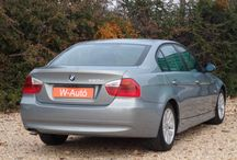 BMW 320D E90 / http://w-auto.hu/listing/bmw-320d-e90-magyar-szervizkonyves/