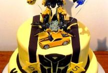 transformers bday party