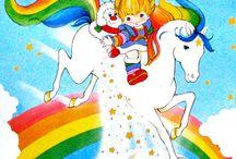 Rainbow Brite / by Ana Tourn