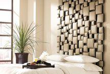 Yatak odası dekorları