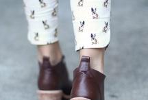 - dog prints -