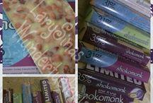Shokomonk – Und deiner Schokoladen Sucht wird geholfen / Wir hatten das leckere Vergnügen, einmal Shokomonk kosten zu können. Durch eine Facebook Aktion trudelten bei uns gleich 7 schmackhafte Riegel ein. \(^_^)/