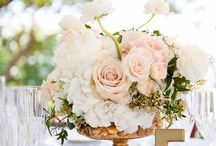 WEDDING STYLING  | Centrepieces