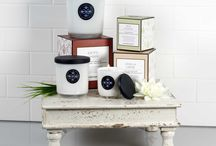 Aromabotanicals Scented Candles / These delicious scented candles are Australian-blended in 10 different exciting scents.