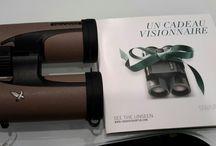Jumelles Swarovski / les traitements optimisés assurent un rendu des couleurs des plus fidèles. Distance oeil-oculaire étendue, champ de vision intégral, même pour les porteurs de lunettes.