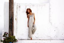 Greek islands fashion / Spring/Summer Collection 2014