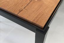metal - wood