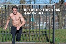 Freeletics l Year Of No Excuses / There is no better day to start your Freeletics journey. 2015 is the year of No Excuses. No more I can't. No more I won't. No more complaining and trying to find another excuse why you will not succeed. We want you to find 365 solutions instead of 365 excuses.  / by Freeletics