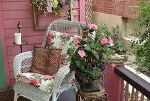 """Balkonok,és más """"függő"""" kertek :)"""