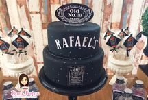Festa Jack Daniel's / Festas Criativas e Personalizadas você encontra aqui. Procurando fofuras para a sua festa? Na nossa loja tem! http://loja.danifestas.com.br/