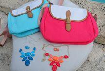 Summer Fashion Ideas for Moms & Teens / Summer Accessories & Fashion Looks for Moms & Teens