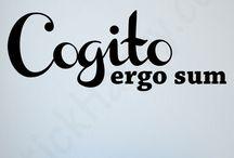 citations et mots latins, galiciens...
