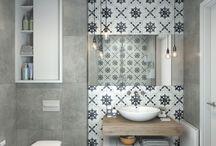 Дизайн ванны/ванной комнаты