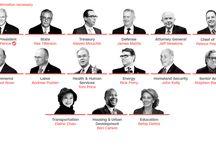 Trump cabinet dangers