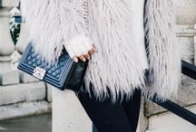 Fur outfit