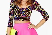Crop top / #fashion #croptop #style