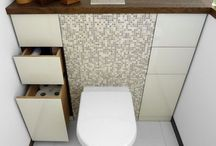 Amenagement toilettes