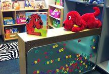 Kindergarten Classroom Set-up