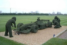 Topiary / Celebrating the imagination behind the best of topiary.