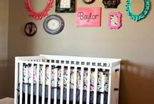 Nursery / by Candice Etzler