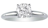 Delightful Engagement Diamond Rings / Engagement Diamond Rings — Wedding Engagement Rings - Solitaire Diamond Rings, Diamond Accent Rings, Three Stone Diamond Rings, Round Cut & Princess Cut Diamonds, Engagement Rings in Yellow Gold, White Gold & Platinum.  / by Delightful Shopping