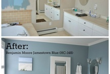 Bathroom Ideas / by Stephanie Evans