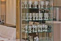 witryny szklane