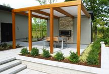 Pergola's & Shed's