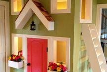 casa de bonecas decoração