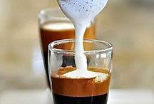 Coffee / Coffee and spiked coffee