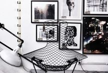 Decor / Home decor environments. Objects, furniture, pictures that can be paintings or posters, dolls. All I find interesting as decoration