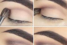 Maquillaje de ojos suave