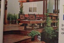 Backyard ideas / by Robin Mintzes