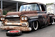 old chevy's