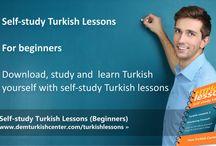 Turkish Lessons