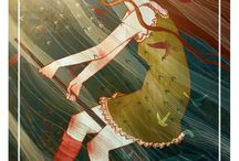 Tarot Decks / by KC