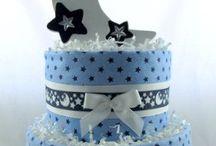 τούρτα απο πάνες