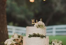 White and Green Wedding / ideas for an outdoor wedding in all white and green