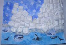 polární země